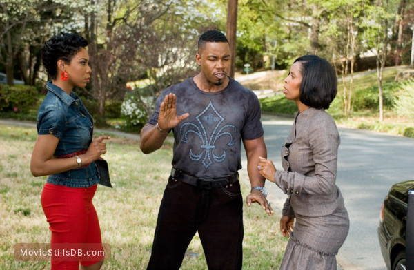 Why Did I Get Married? - Publicity still of Kaira Whitehead, Tasha Smith & Michael Jai White