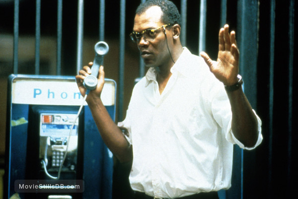 Die Hard: With a Vengeance - Publicity still of Samuel L. Jackson