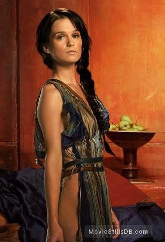 Spartacus: Blood And Sand - Promo shot of Gwendoline Taylor