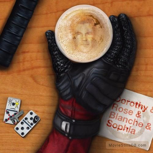 Deadpool 2 - Behind the scenes photo