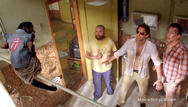 The Hangover Part II -  Zach Galifianakis, Bradley Cooper & Ed Helms