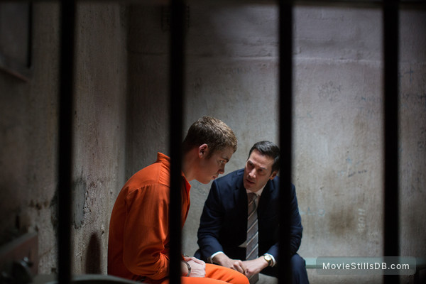 The Whole Truth - Publicity still of Keanu Reeves & Gabriel Basso