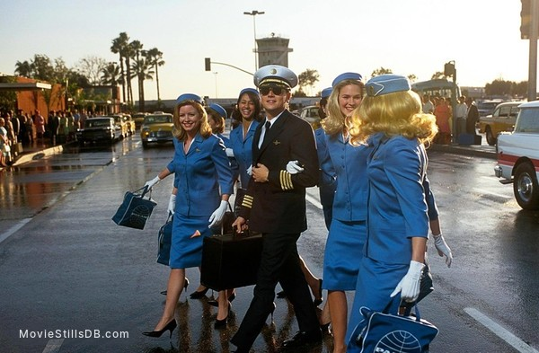 Catch Me If You Can - Publicity still of Leonardo DiCaprio