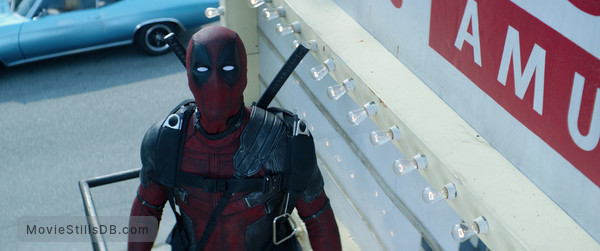 Deadpool 2 -  Ryan Reynolds