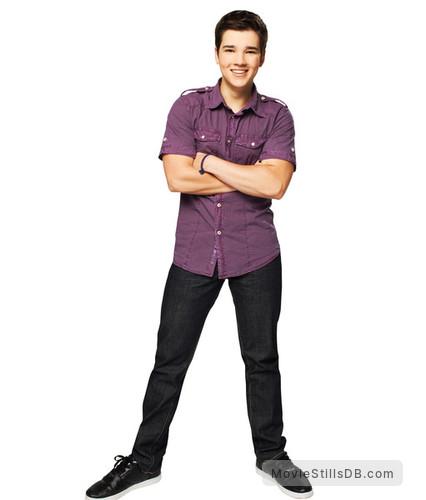 iCarly - Promo shot of Nathan Kress