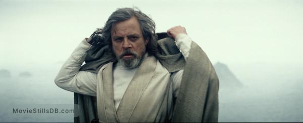 Star Wars: The Force Awakens - Publicity still of Mark Hamill