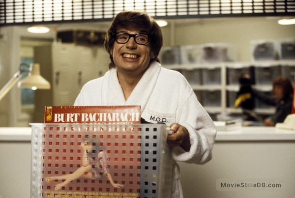 Austin Powers: International Man of Mystery - Publicity still of Mike Myers