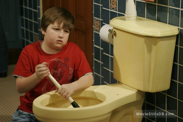 Two and a Half Men - Publicity still of Angus T. Jones