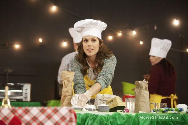A Cookie Cutter Christmas - Publicity still of Erin Krakow