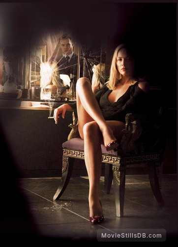 Basic Instinct 2 - Promotional art with Sharon Stone & David Morrissey