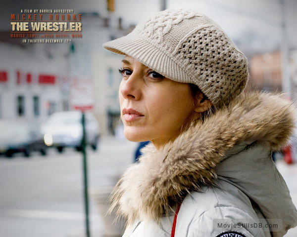 The Wrestler - Wallpaper with Marisa Tomei