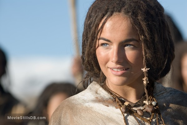 10,000 BC - Publicity still of Camilla Belle