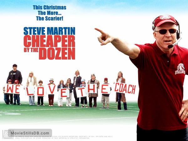 cheaper by the dozen wallpaper with steve martin - Steve Martin Christmas Movie