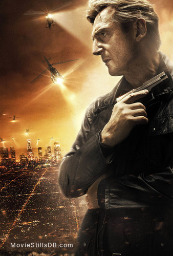 Taken 3 - Promotional art with Liam Neeson