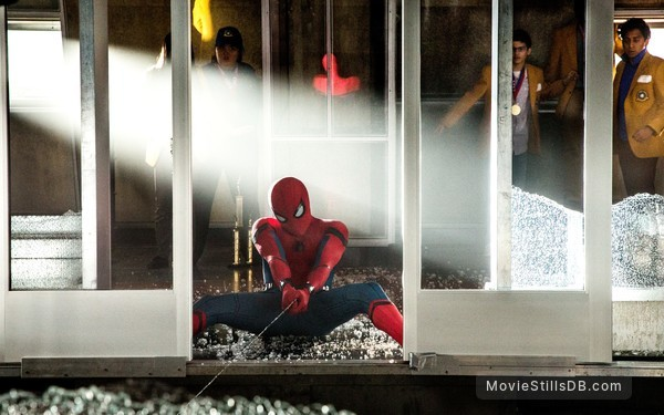Spider-Man: Homecoming - Publicity still of Tony Revolori