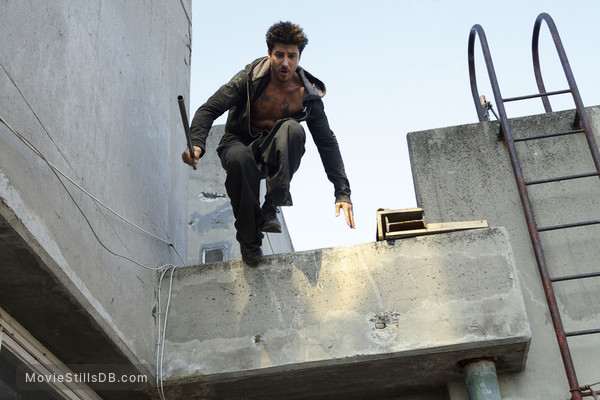 Banlieue 13 - Ultimatum - Publicity still of David Belle
