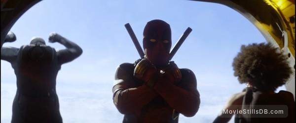 Deadpool 2 - Publicity still of Ryan Reynolds