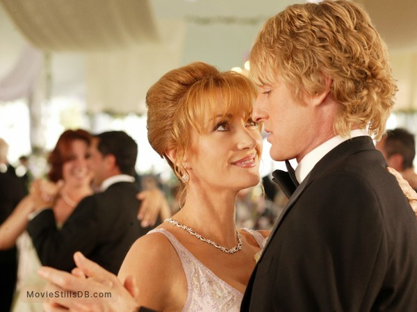 Wedding Crashers - Publicity still of Owen Wilson & Jane Seymour