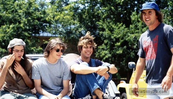 Dazed And Confused - Behind The Scenes Photo Of Rory ...