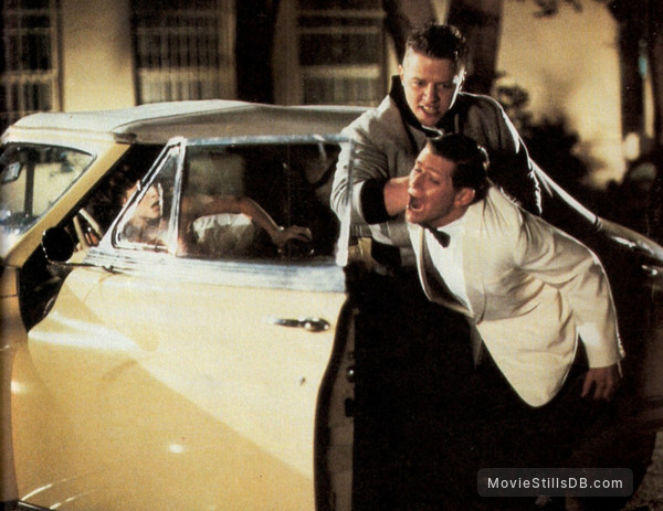 Back to the Future - Publicity still of Lea Thompson, Thomas F. Wilson & Crispin Glover