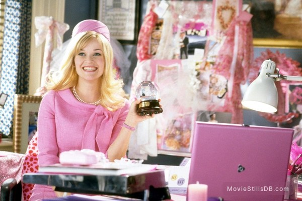 Legally Blonde 2: Red, White & Blonde - Publicity still of Reese Witherspoon
