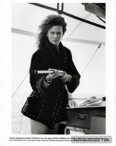 Dead Calm - Publicity still of Nicole Kidman