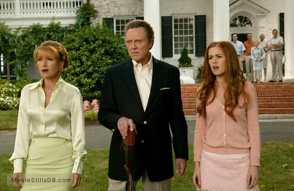 Wedding Crashers - Publicity still of Jane Seymour, Christopher Walken & Isla Fisher