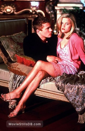 Cruel Intentions - Promo shot of Reese Witherspoon & Ryan Phillippe