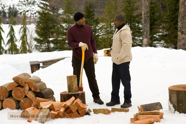 Why Did I Get Married? - Publicity still of Tyler Perry & Michael Jai White