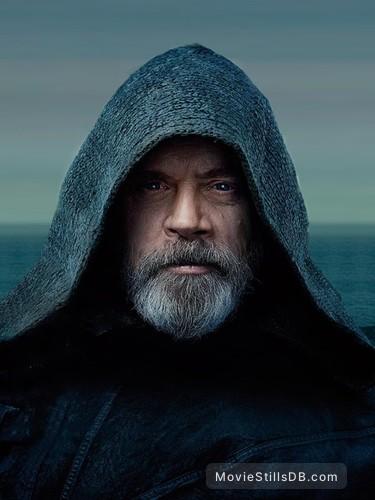 Star Wars: The Last Jedi - Publicity still of Mark Hamill