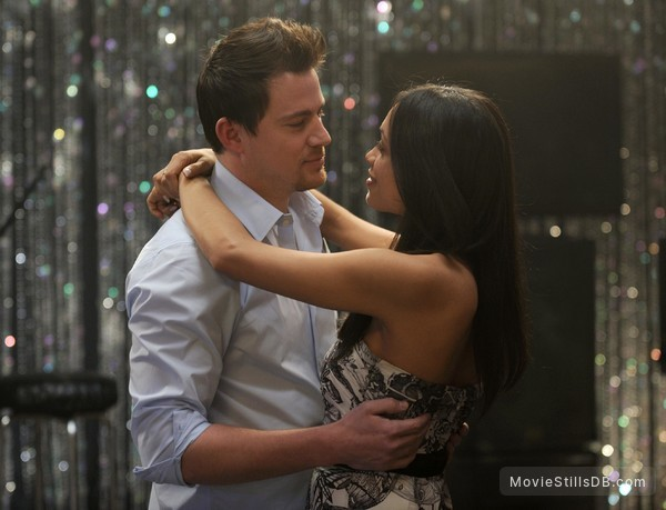 10 Years - Publicity still of Channing Tatum & Rosario Dawson