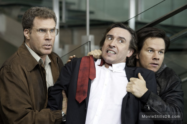 The Other Guys - Publicity still of Mark Wahlberg, Will Ferrell & Steve Coogan