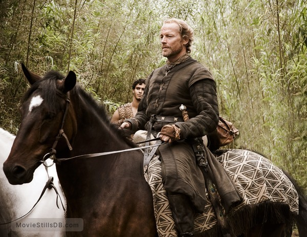 Game Of Thrones Episode 1x03 Publicity Still Of Iain Glen Elyes