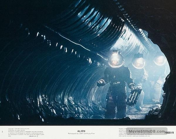 Alien - Lobby card