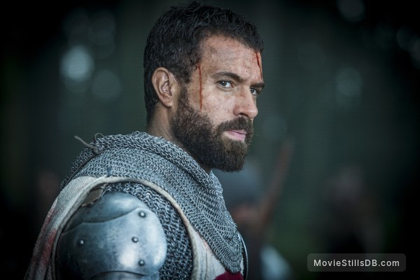 Knightfall - Publicity still of Tom Cullen