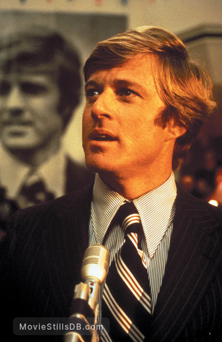 The Candidate - Publicity still of Robert Redford