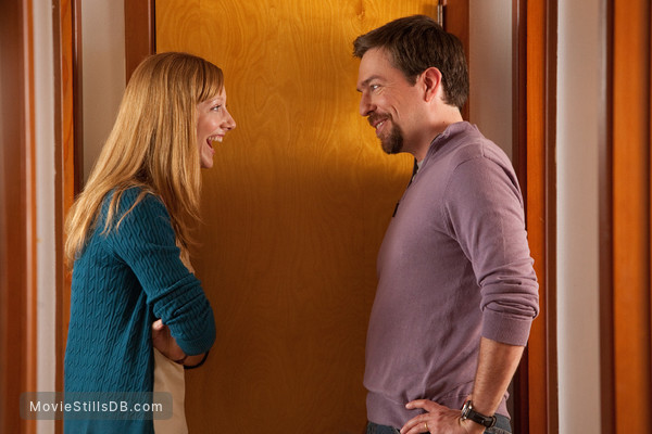 Jeff Who Lives at Home - Publicity still of Judy Greer & Ed Helms