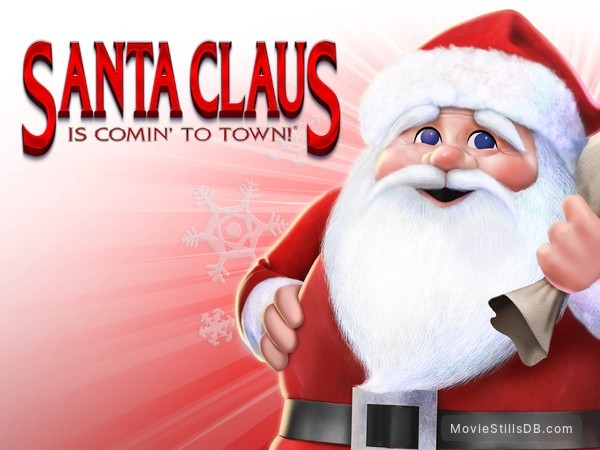 Santa Claus Is Comin' to Town - Wallpaper