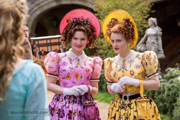 Cinderella - Publicity still of Holliday Grainger & Sophie McShera