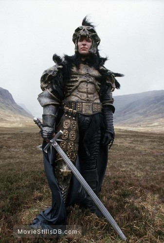 Highlander - Promo shot of Clancy Brown