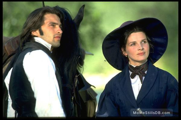 Le Hussard Sur Le Toit Publicity Still Of Juliette