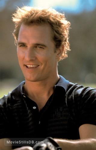 The Wedding Planner - Publicity still of Matthew McConaughey