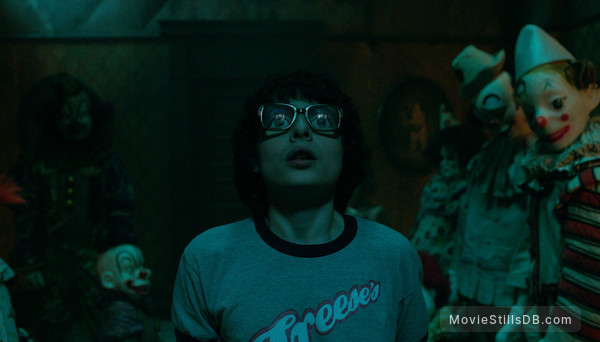 It - Publicity still of Finn Wolfhard