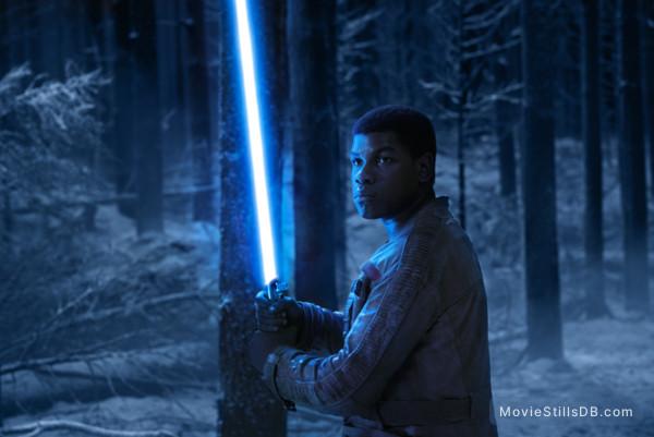 Star Wars: The Force Awakens - Publicity still of John Boyega