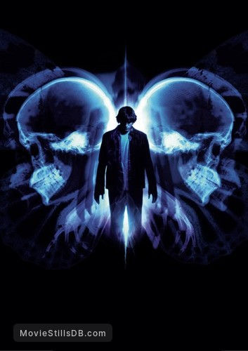 The Butterfly Effect - Promotional art with Ashton Kutcher