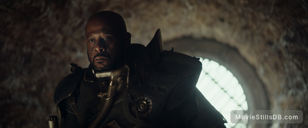 Star Wars: Rogue One - Publicity still of Forest Whitaker