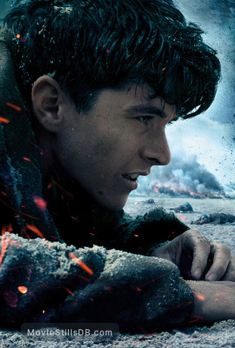 Dunkirk - Promotional art with Fionn Whitehead