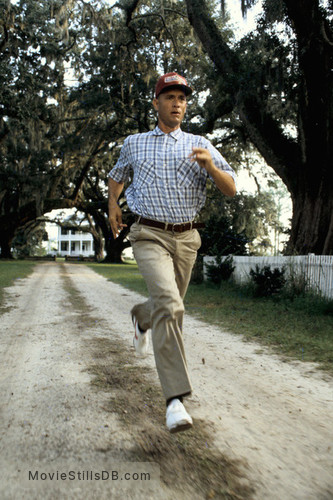 """an analysis of the main character in the movie forest gump Forrest gump analysis through the movie's entirety the film """"forrest gump"""" is about a simple man's journey through complicated times."""