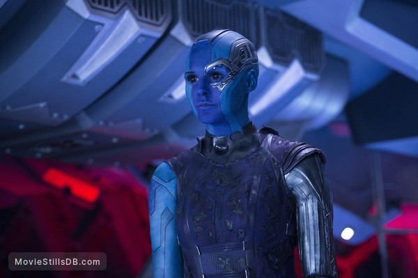Guardians of the Galaxy Vol. 2 - Publicity still of Karen Gillan