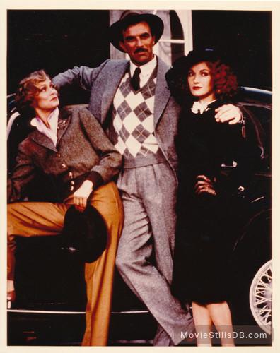 Lassiter - Promo shot of Tom Selleck, Jane Seymour & Lauren Hutton